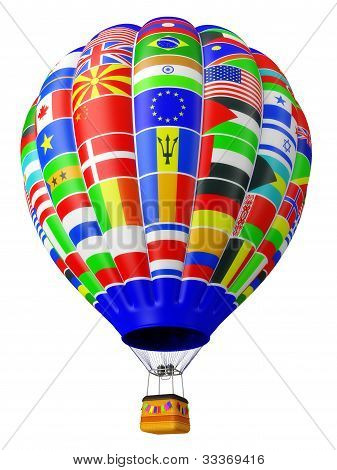 Balloon A Symbol Of Globalization