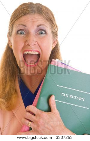 Tax Scream Help!