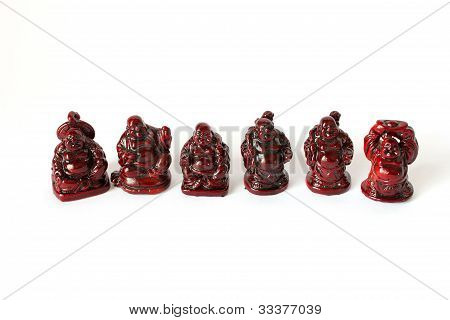 Different Buddhas