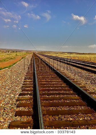 Train/Rail Tracks