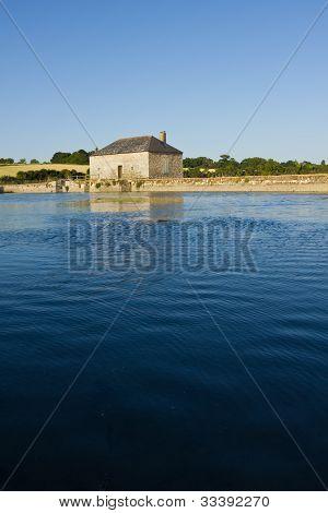 Tide mill - Morbihan Gulf