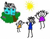 Happy Home & Family