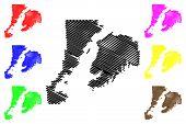 Kenai Peninsula Borough, Alaska (boroughs And Census Areas In Alaska, United States Of America,usa,  poster