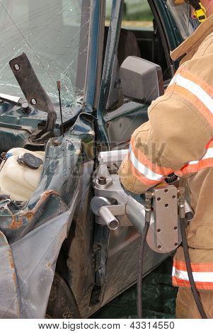Vehicle Extrication