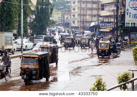 Traffic In Mangalore