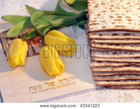 Joyful Spring Festival - Jewish Holiday Of Passover