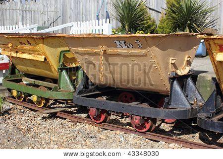 Railroad wagon tippler