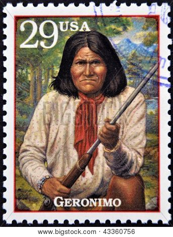 Geronimo Native American leader and medicine man of the Chiricahua Apache