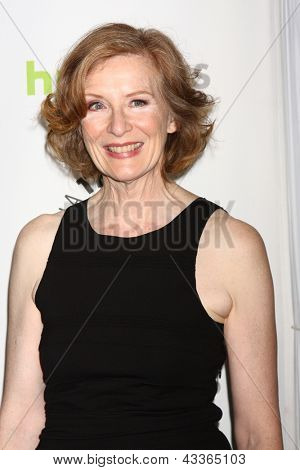LOS ANGELES - MAR 15:  Frances Conroy arrives at the
