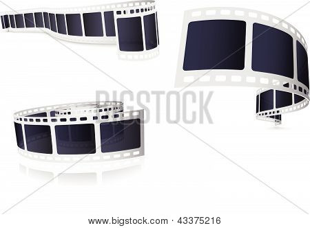 Camera Film Roll set