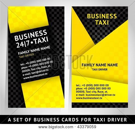 card design - business card template