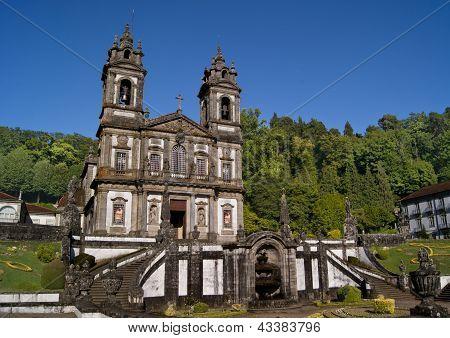 Santuario Bom Jesus do Monte, Braga, Portugal