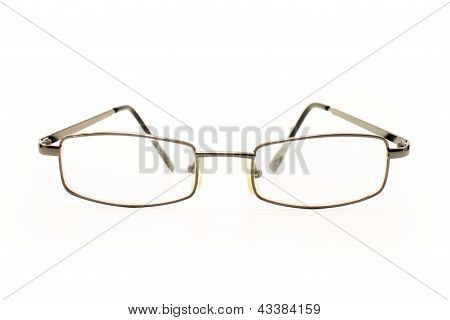 Isolated Reading Glasses