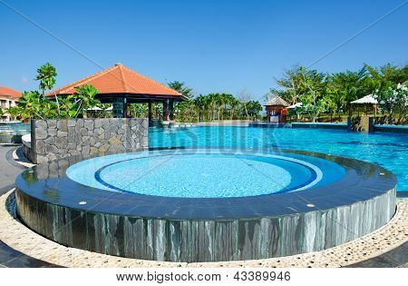 Swimming Pool Near Hotel
