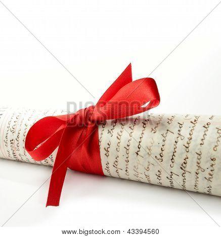 Legal Scroll