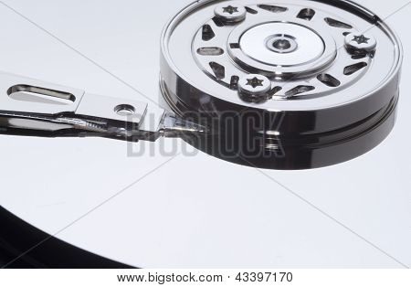 hard drive mechanism