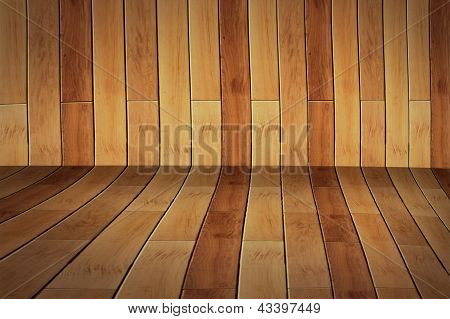 Realistic 3D Presentation Empty Toom - Floor Cement Background Texture