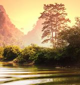 picture of gunung  - Tropical landscapes - JPG