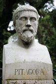 stock photo of pythagoras  - Age - JPG