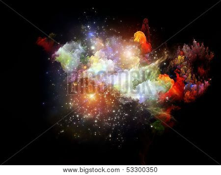 Lights Of Design Nebulae