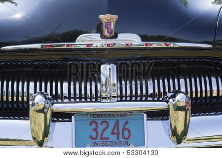 1950 Mercury Club Coupe Grill