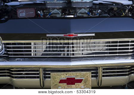 1968 Chevy Biscayne Grill