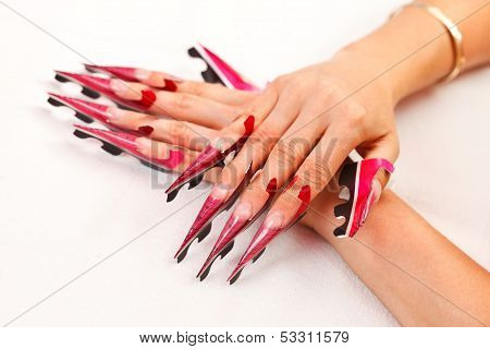 Preparation Of Nails