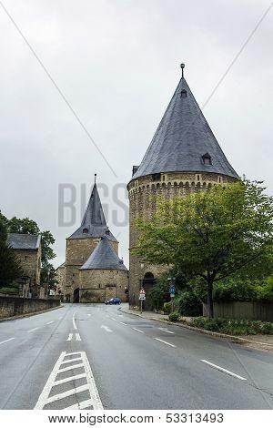 Broad Gate, Goslar, Germany