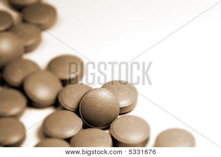 Overdose Of Pills