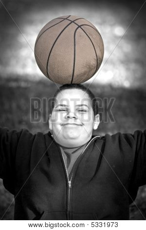 Ball On Head Boy