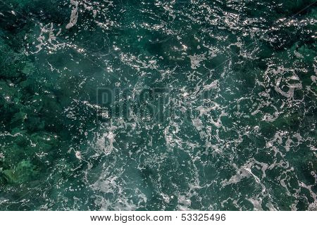 Image Of Water From The Top