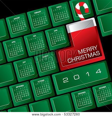 2014 Creative Christmas Calendar
