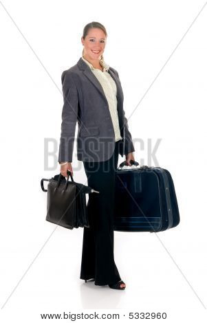 Business Traveler Briefcase