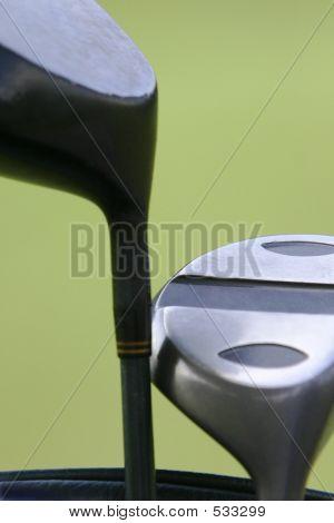 Madeiras de clubes de golfe