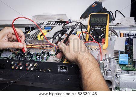 Repairing