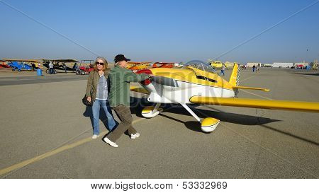 Parking a Plane