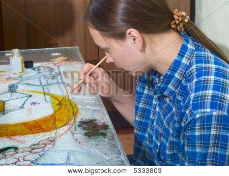 Vitrage Drawing