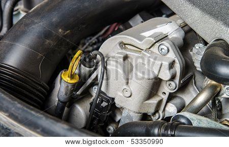 Oil Auto Gage