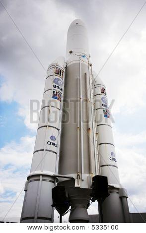 Ariane 5 Spaceship