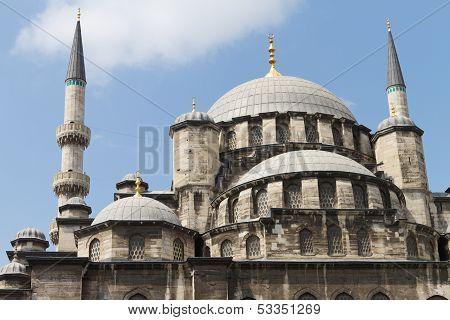 Eminonu New Mosque