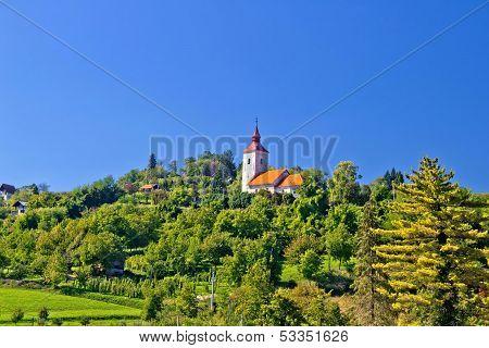Zagreb Green Zone Hill Church