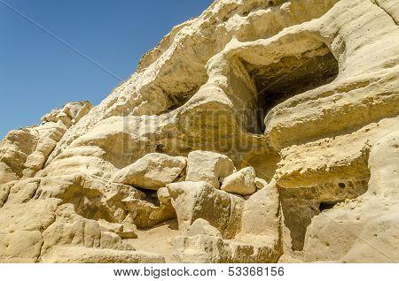 Matala caves, Crete