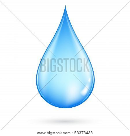 Gota de agua.