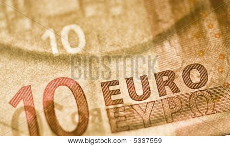 Bill de dez euros
