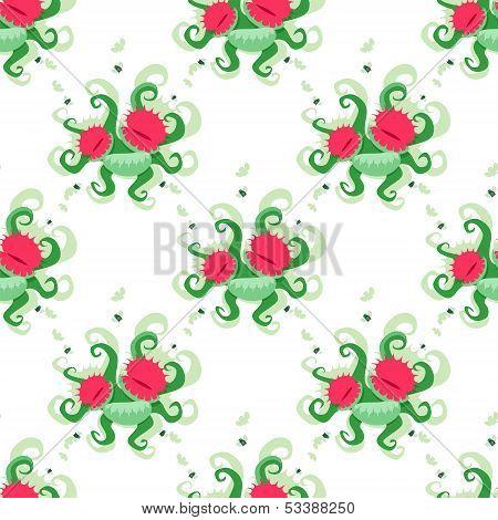 Dionaea Muscipula Pattern