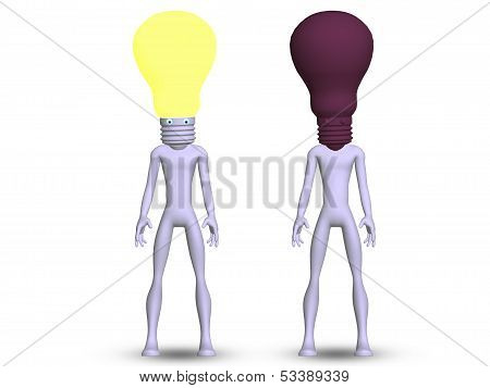 Bulb Men
