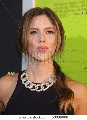 LOS ANGELES - SEP 10:  Kayla Ewell arrives to the