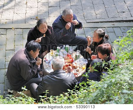 Chinese Picknick