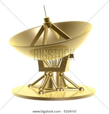 Radar dourado