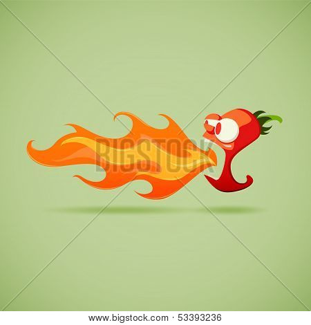 Very Hot Chili Pepper